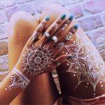 Những điều cần biết về xu hướng vẽ Henna hiện nay